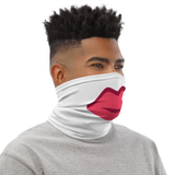 Neck Gaiter Lips Design - SmartBuys