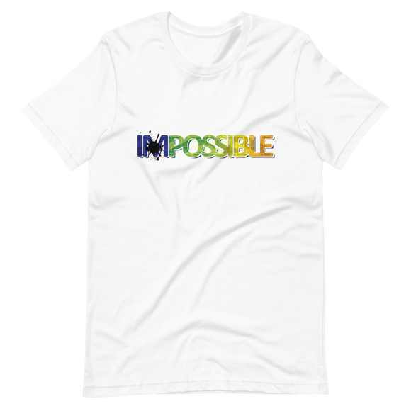Unisex Short-Sleeve T-Shirt Possible Design - SmartBuys