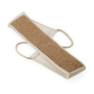 Natural Ramie Back Strap - Eco Bath London
