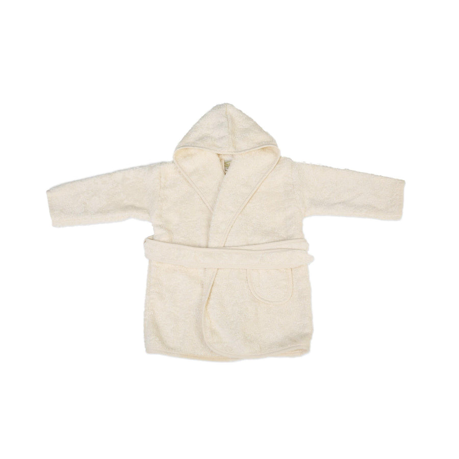 Organic Cotton Baby/Child Robe - Eco Bath London