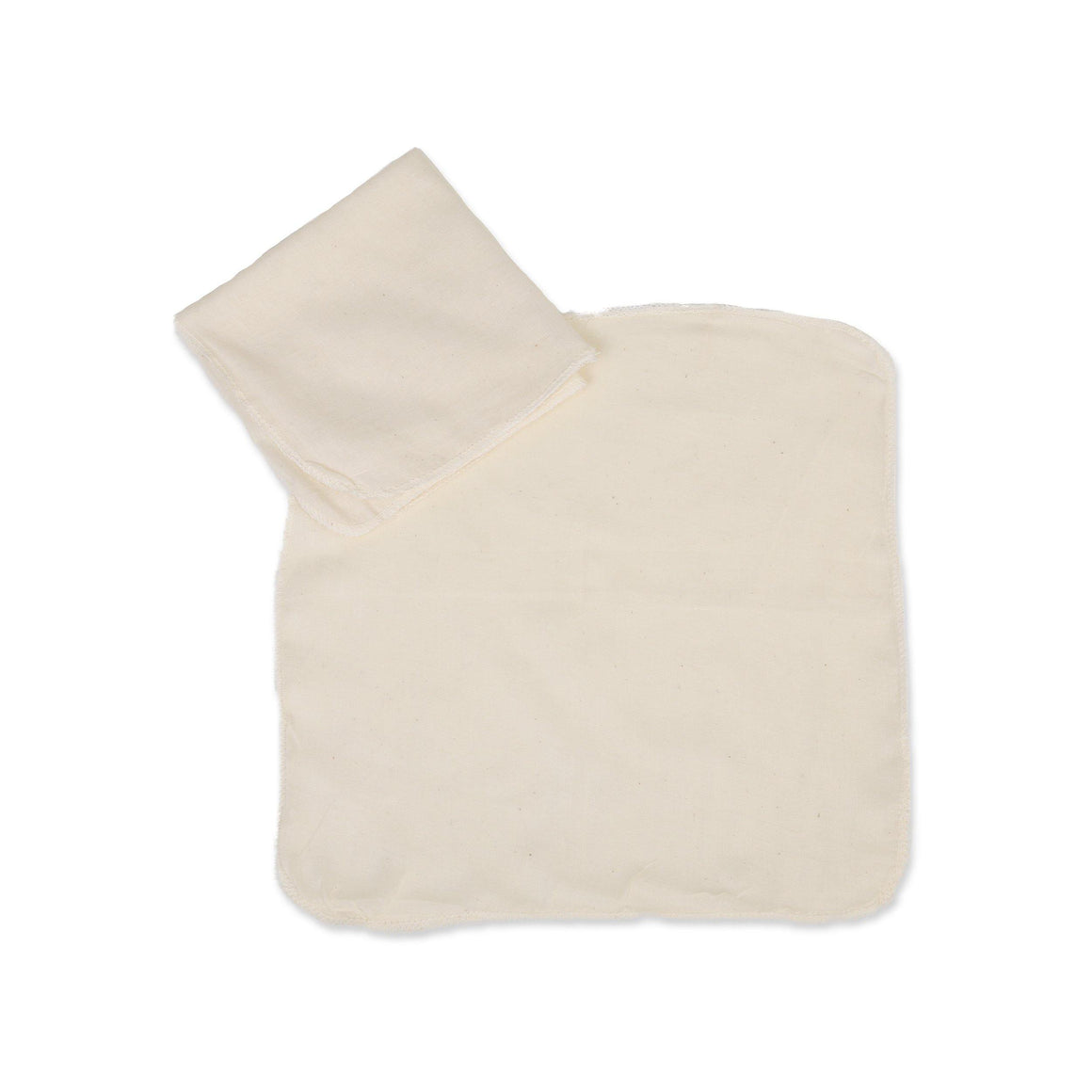 Organic Cotton Muslin Face Cloth - Eco Bath London