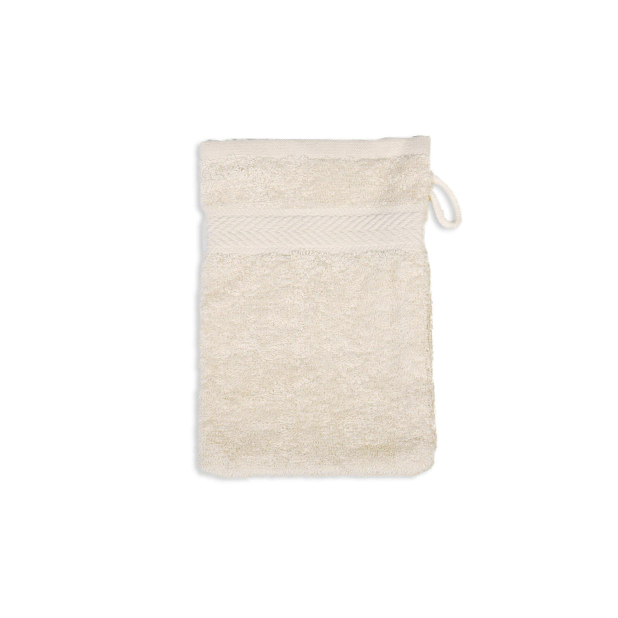 Organic Cotton  Baby Wash Mitt - Eco Bath London