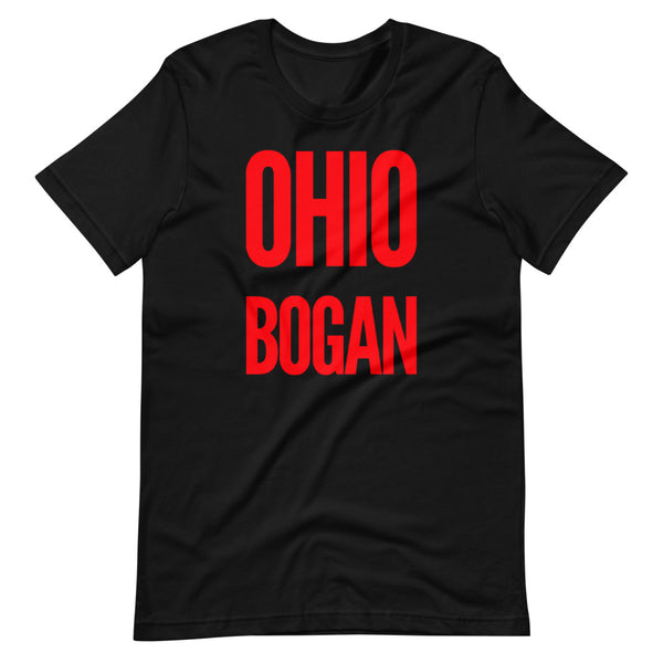 Ohio Bogan Short-Sleeve Unisex T-Shirt