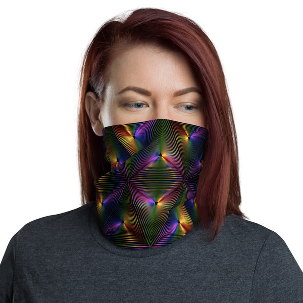 Event Horizon All Over Print Neck Gaiter