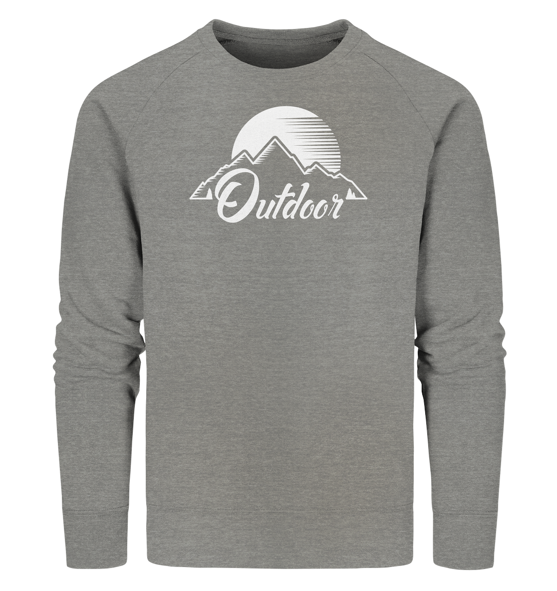 Outdoor - Organic Sweatshirt