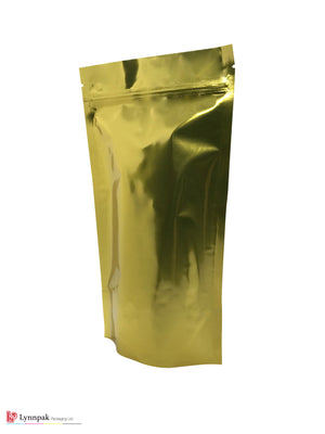 1 lb Stand Up Pouch with Zipper