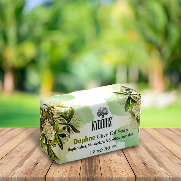 Daphne Olive Oil Soap Bar (5.3oz) | kydonisnew