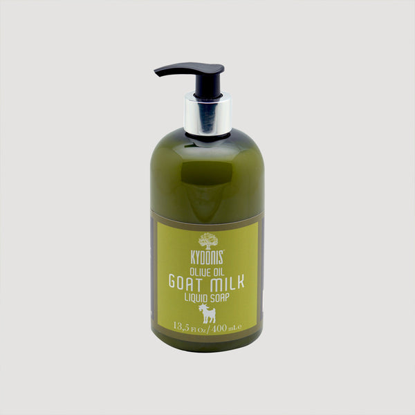 Goat Milk Liquid Olive Oil Soap (13.5oz) | kydonisnew