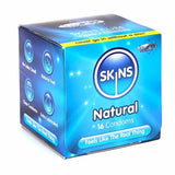 Skin natural feeling condoms 12 pack