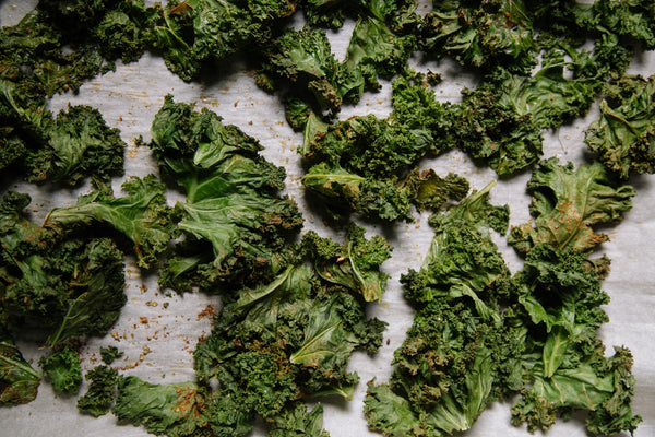 How to make kale chips the simple way
