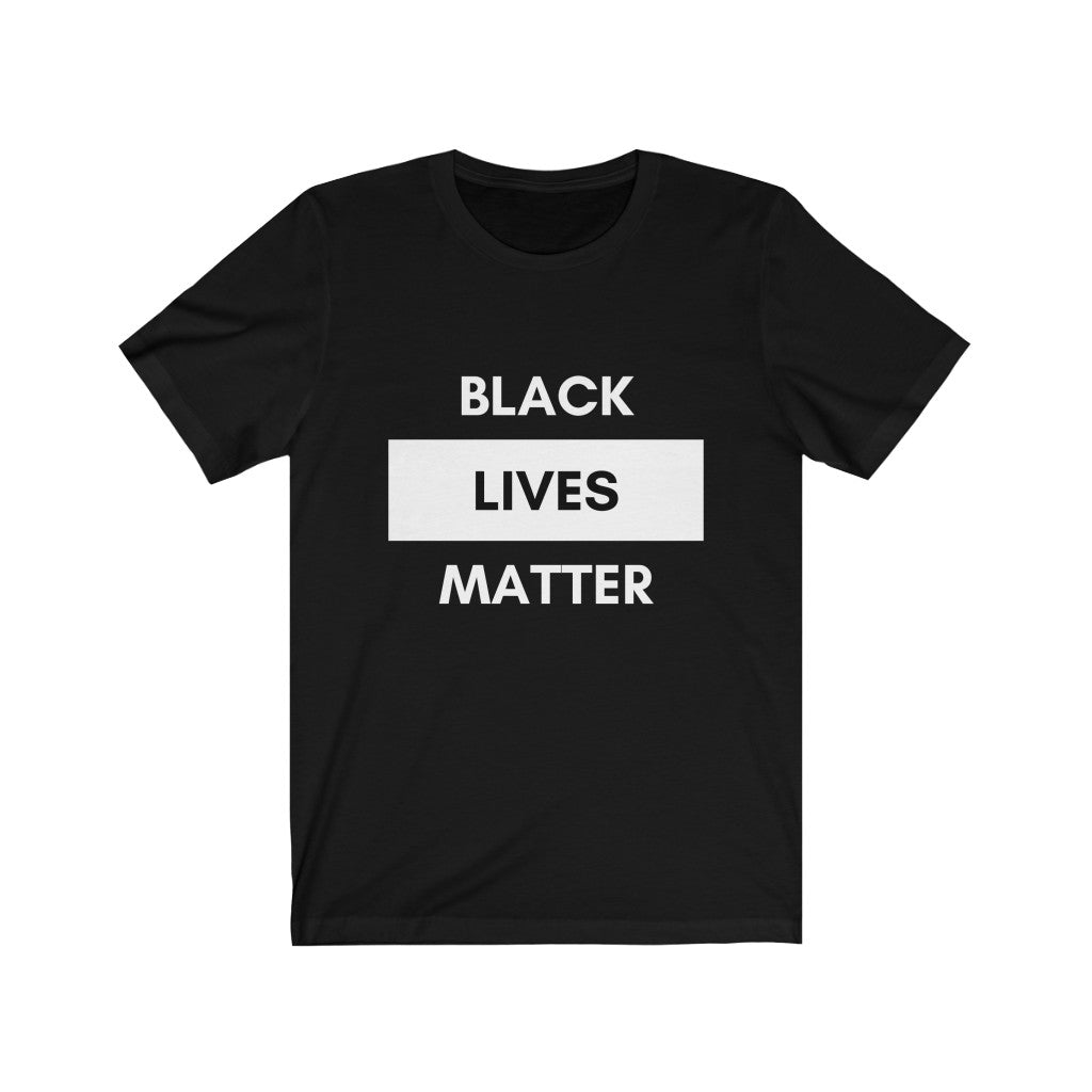 'BLACK LIVES MATTER' T-Shirt - Foreverity.Com | Foreverity Shop