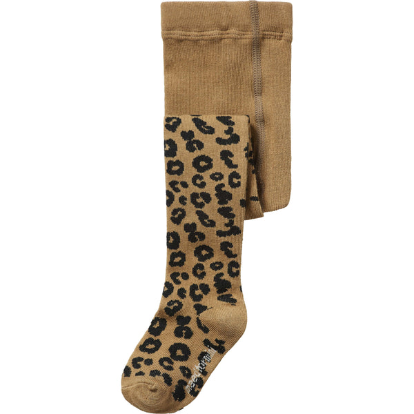 Maed For Mini Leopard Tights