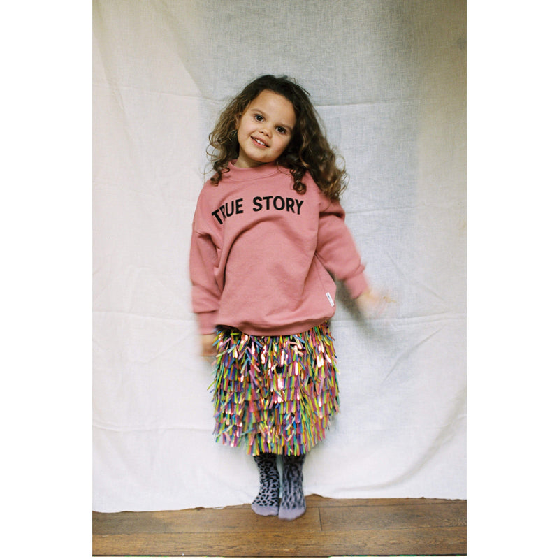 Maed For Mini True Story Sweatshirt