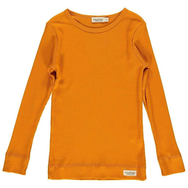 Mar Mar Copenhagen Ribbed Long Sleeve Top