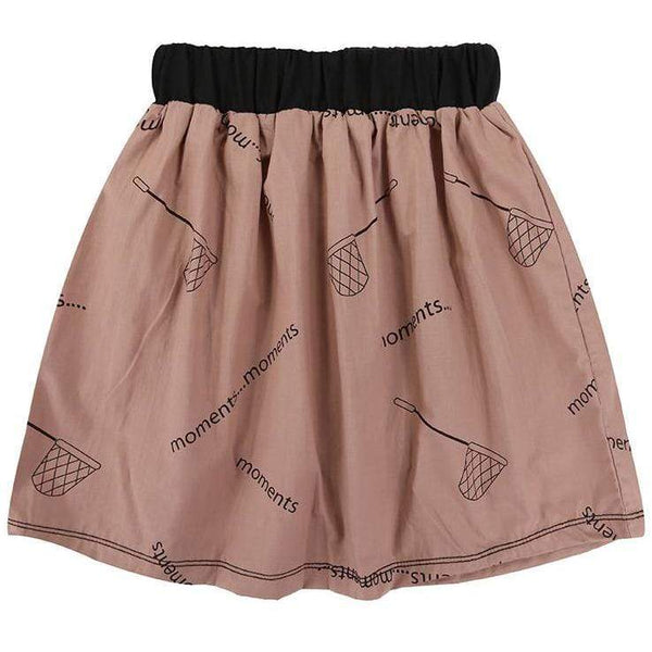 Turtledove London Collect Moments Print Midi Skirt