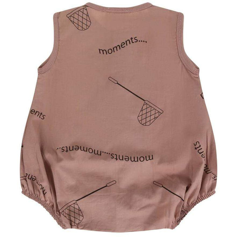 Turtledove London Collect Moments Print Romper