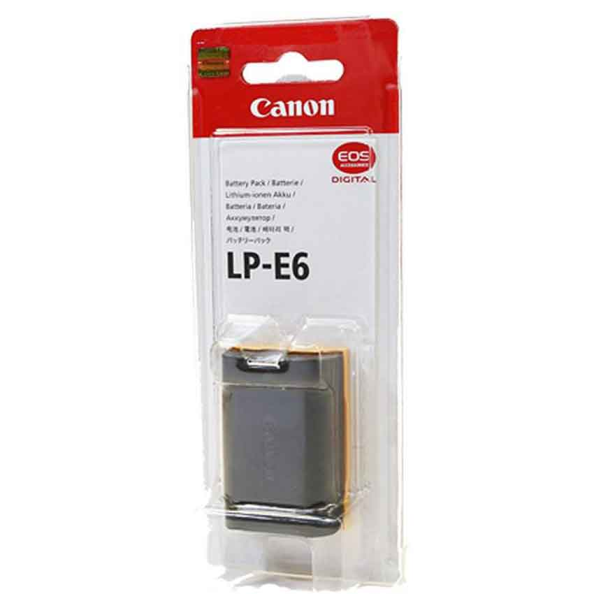 Canon LP-E6N Battery for Canon EOS 5D Mark II III 70D 60D 60Da 5D 6D 7D