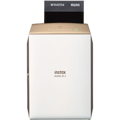 Fujifilm Instax Share SP-2 Smartphone Photo Printer (Gold)