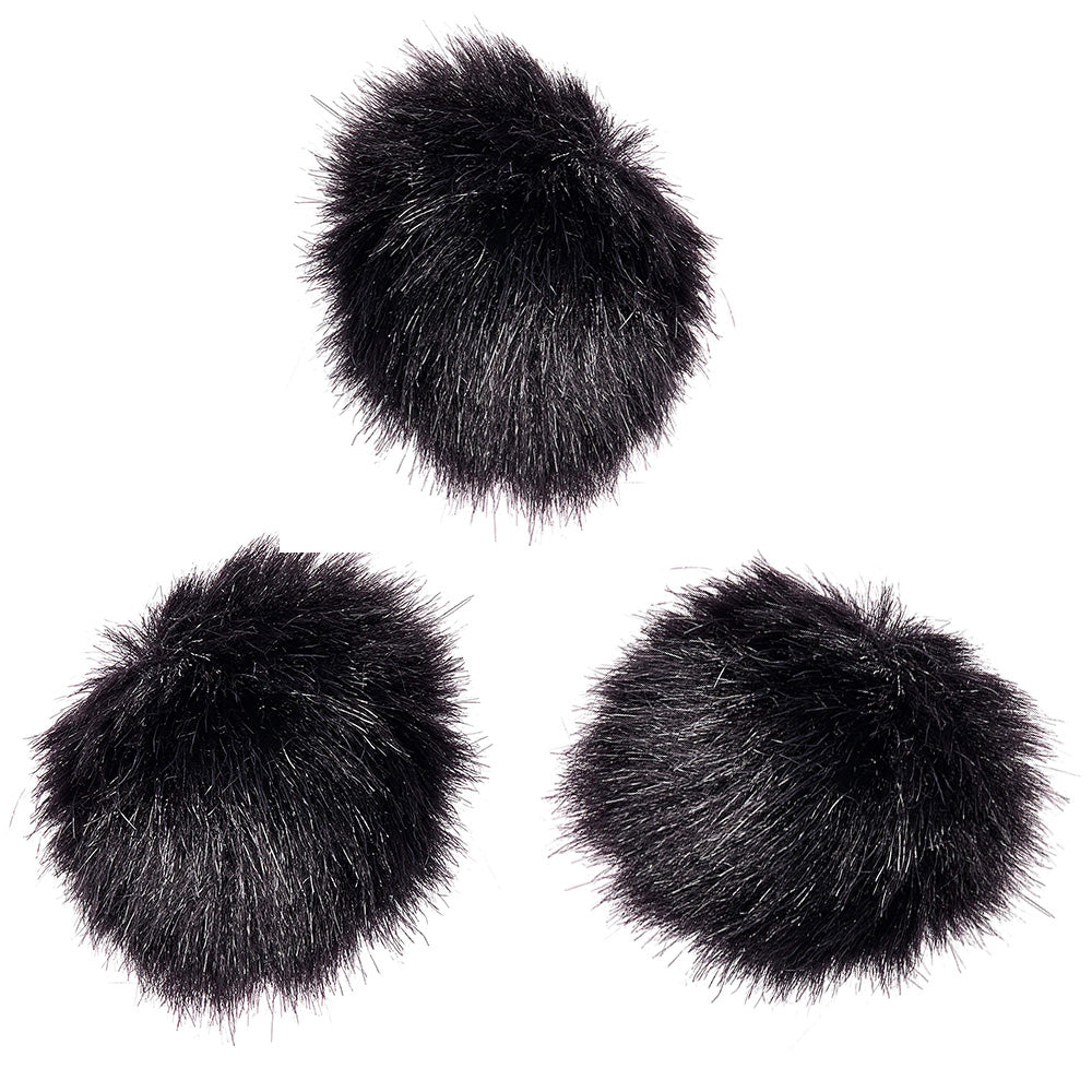 Rode MiniFurLAV Artificial Fur Wind Shield for Lavalier Microphone