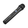 BOYA BY-WHM8 48-Channel UHF Dynamic Handheld Cardioid Mic Transmitter for BY-WM6, BY-WM8 Microphone System for Interview Presentation Talk Show Speech