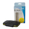 Jjc MC-CF4 4 CF Card 4 inch Water-Resistant Memory Card Case (For 4 CF Card, Black)