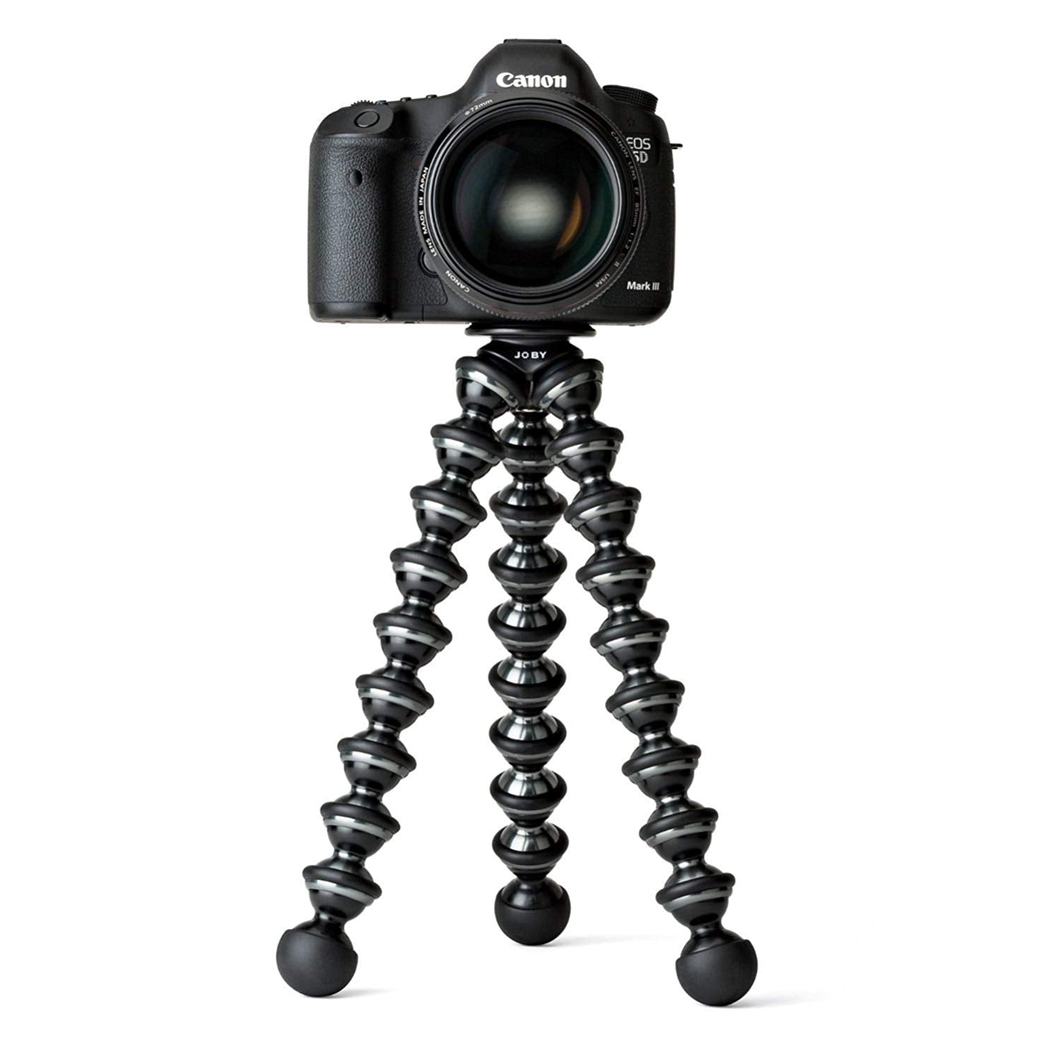 Joby Gorillapod Focus/Ballhead X Bundle (Black/Gray)