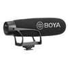 BOYA BY-BM2021 Cardioid shotgun video microphone