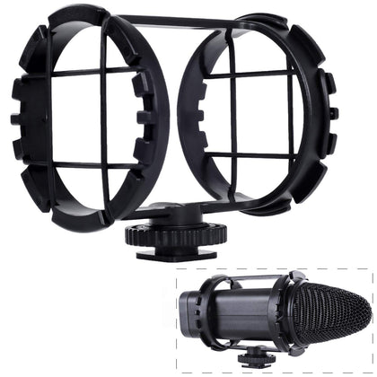 BOYA BY-C03 Camera Shoe Shockmount for Shotgun Microphones 1