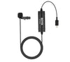 BOYA BY-DM1 Lightning omnidirectional lavalier mic for iOS devices
