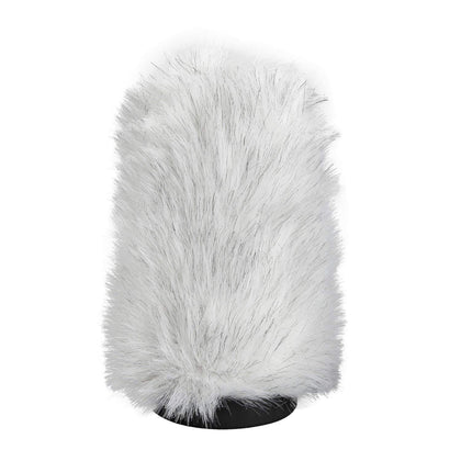 BOYA BY-P140 Furry Outdoor Interview Windshield Muff for Shotgun Capacitor Microphones (Inside Depth 5.6'')