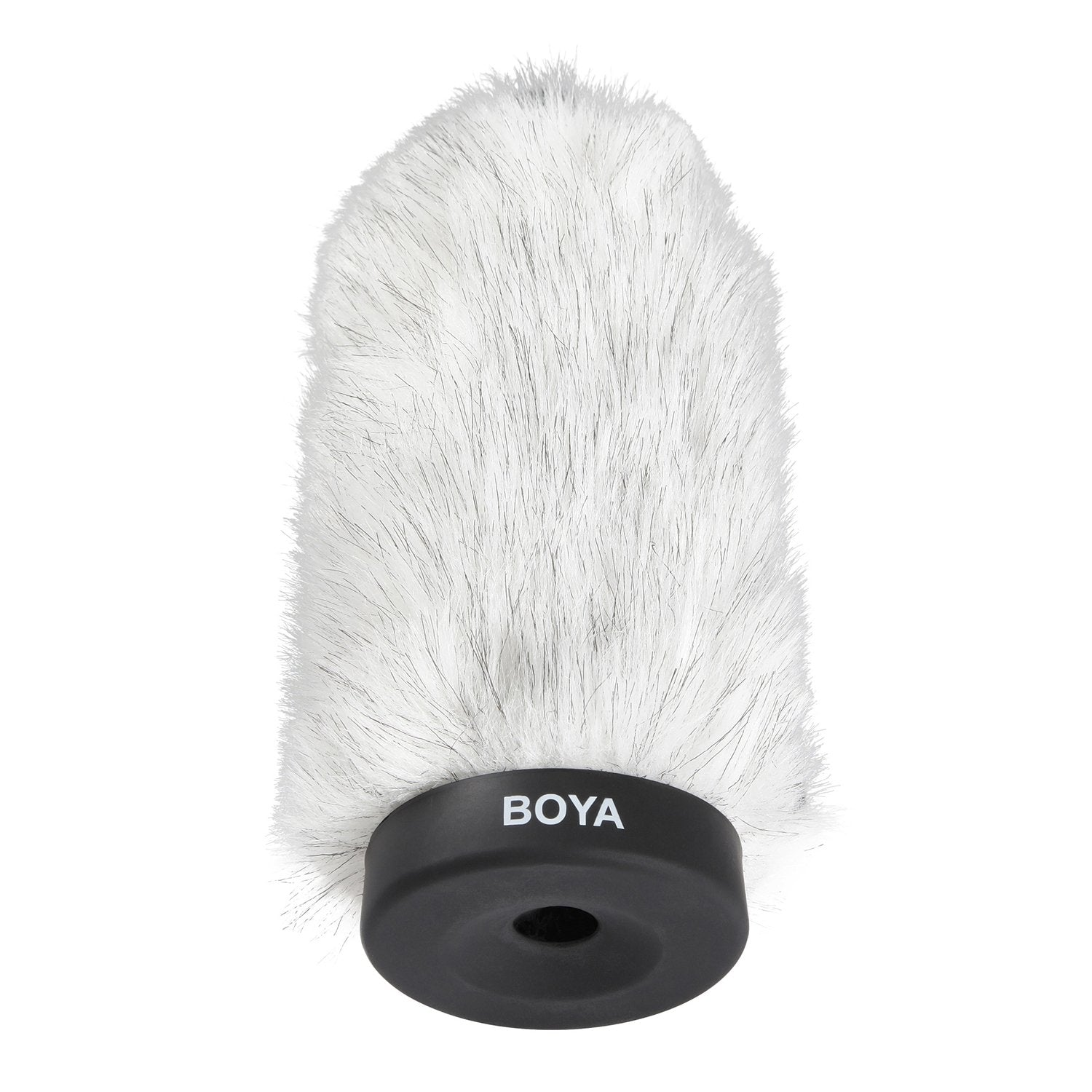 BOYA BY-P160 Furry Outdoor Interview Windshield Muff for Shotgun Capacitor Microphones (Inside Depth 6.4)