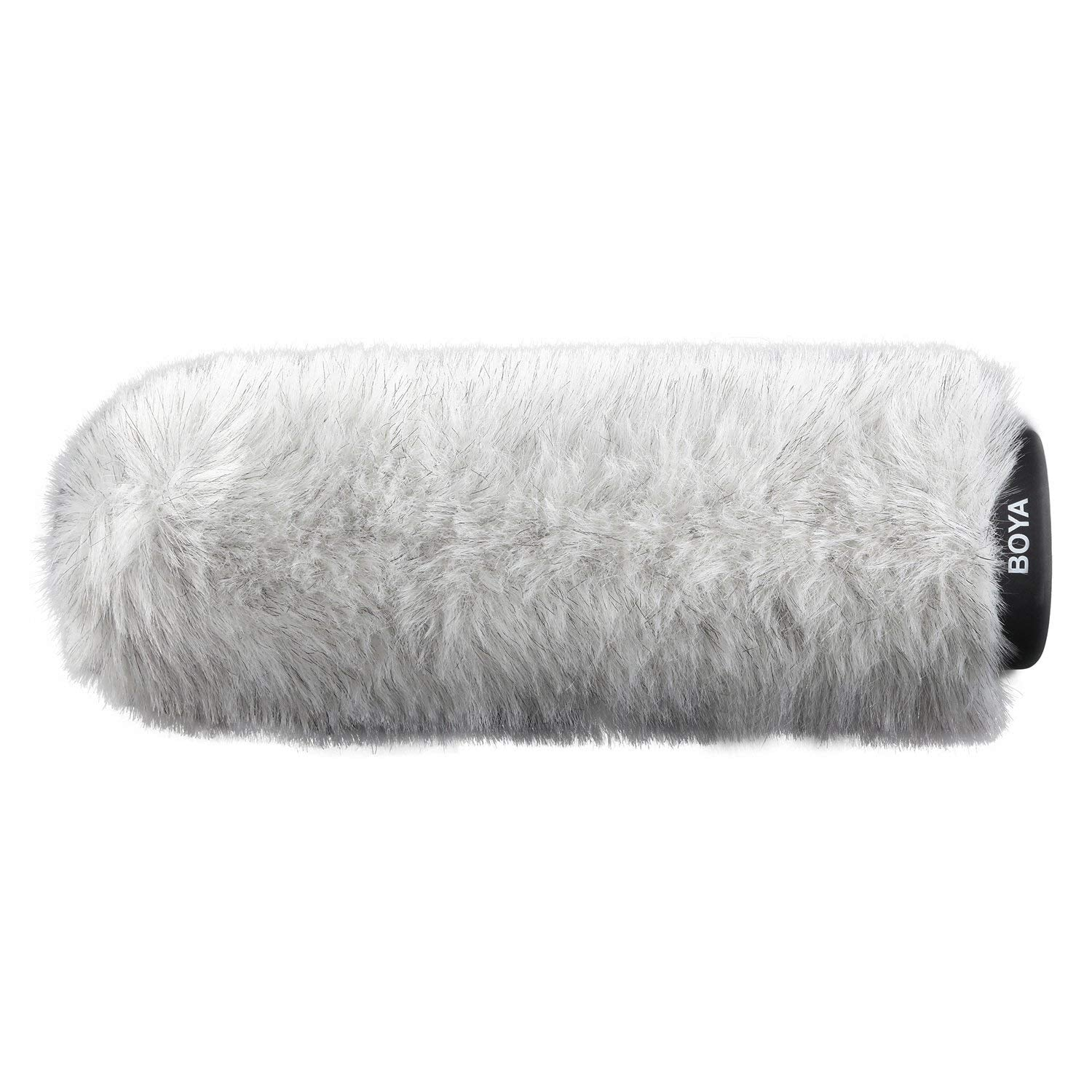 BOYA BY-P290 Furry Outdoor Interview Windshield Muff for Shotgun Capacitor Microphones (Inside Depth 11.6)