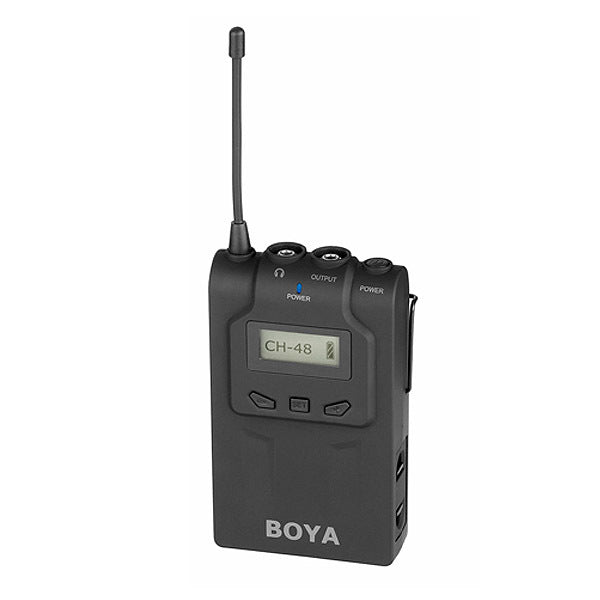 BOYA BY-WHM8 +BYWM6R WIRELESS HANDHELD MICROPHONE KIT