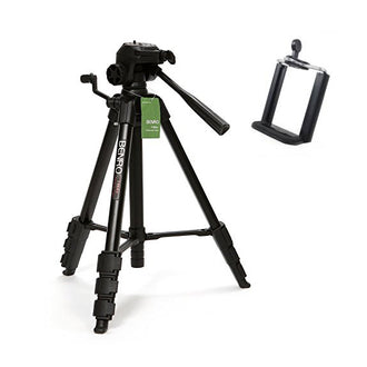 Benro T880EX with Smartphone mount1 Digital Tripod Kit