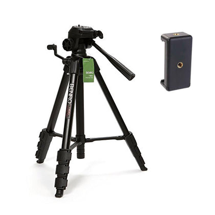 Benro T880EX with Smartphone mount2 Digital Tripod Kit