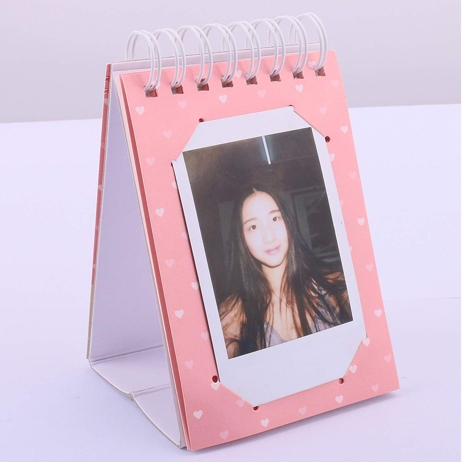 """[Fujifilm Instax Mini Album]  CAIUL Creative 3 inch Mini Album for Instax Mini 8 8+ 9 7s 25 26 50s 90 70, Pringo P231, Share SP1 SP2, Polaroid PIC300 Z2300 Films (10 Photos) """