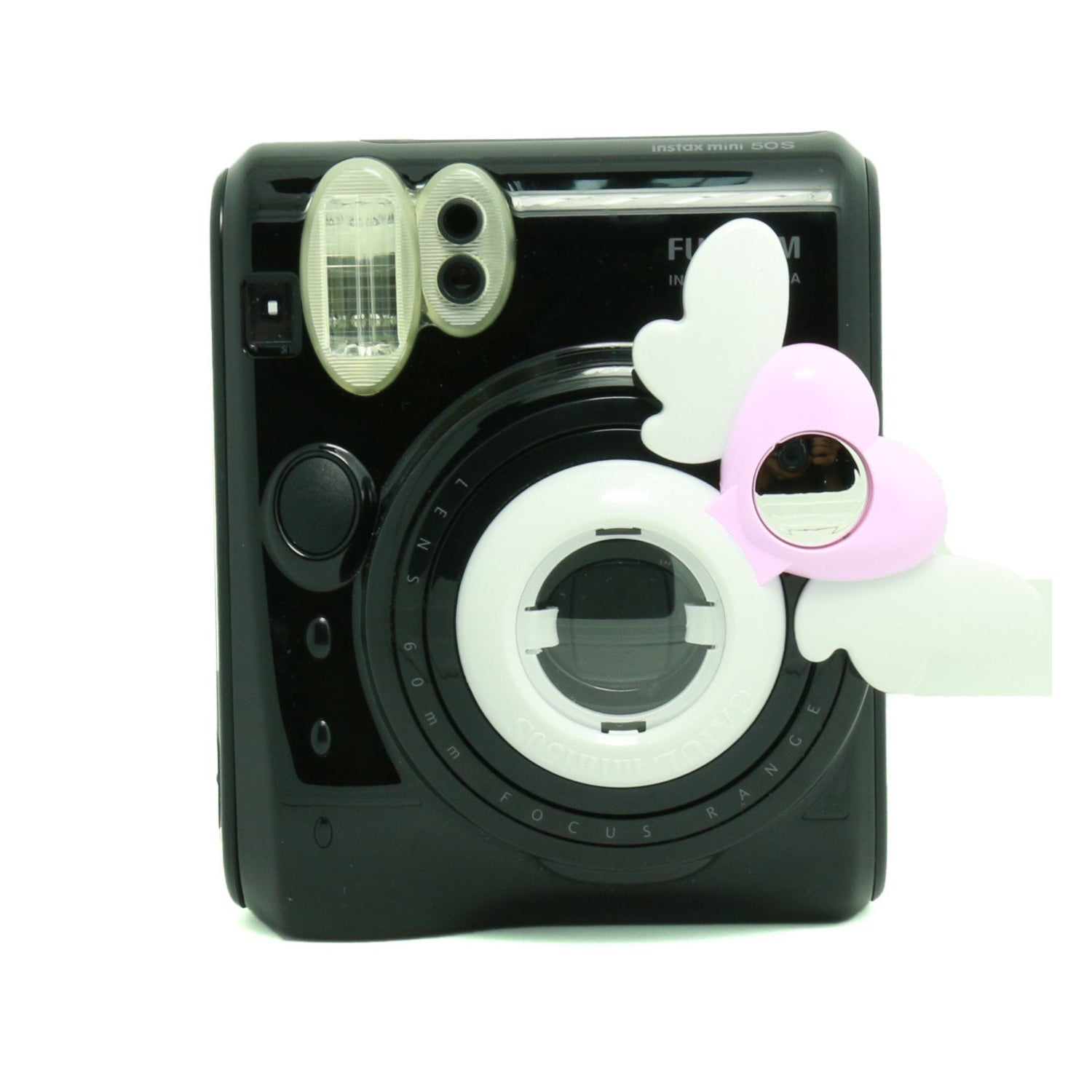 [Fujifilm Instax Mini 50s Selfie Lens]  CAIUL Instax Mini Close Up Lens With Selfportrait Mirror For Fujifilm Instax Mini 50s Camera