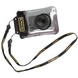 DiCAPac WP410 Camera Case (Clear)