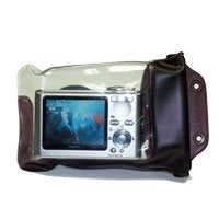 DiCAPac WP510 Camera Case (Clear)