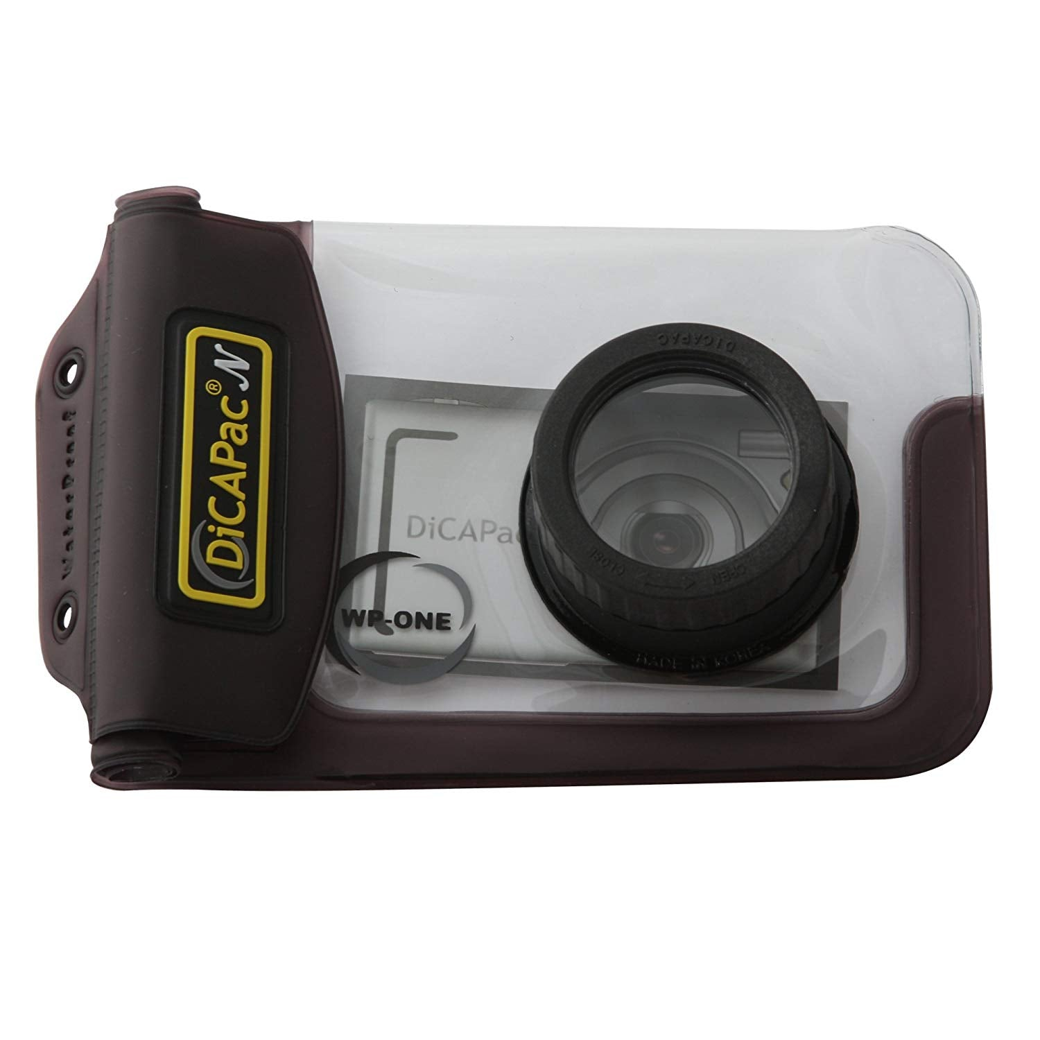 DiCAPac WPOne Camera Case (Clear)