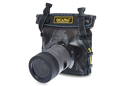 DiCAPac WPS10 Camera Case (Clear)