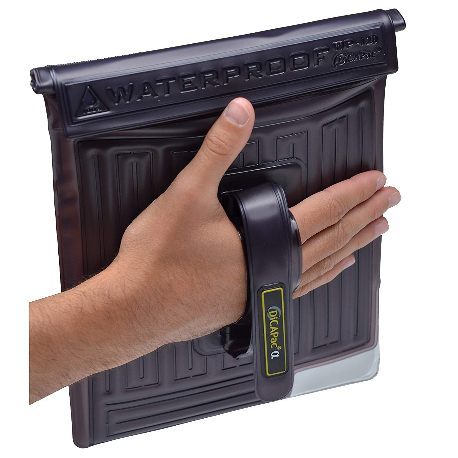 DiCAPac WPi20 iPad Waterproof Case for iPad iPad2  Black