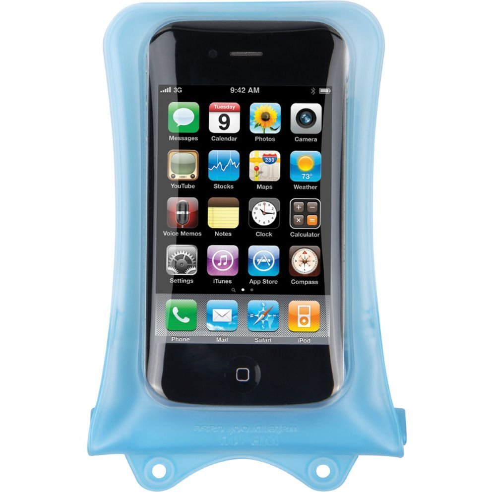 Dicapac USA Inc. WPi10White Waterproof Case for iPhone  1 Pack  Retail Packaging  White