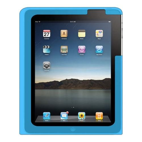 Dicapac WPi20 Waterproof Case for Apple iPad/iPad 2 (Blue)