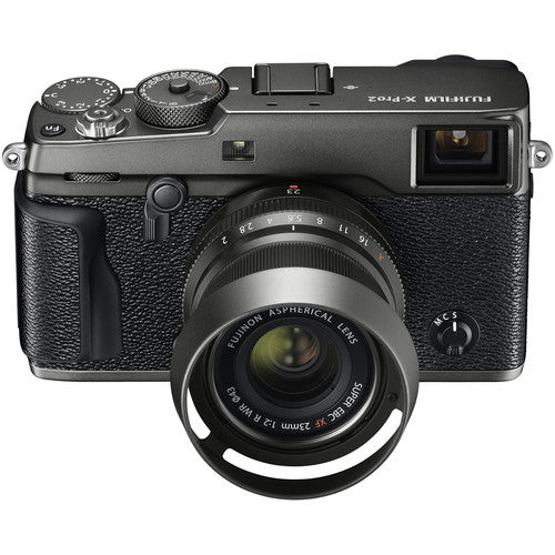 FUJIFILM X-Pro2 Mirrorless Digital Camera with 23mm f/2 Lens (Graphite)