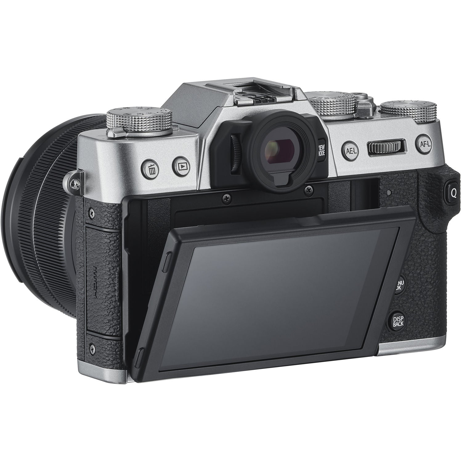 FUJIFILM X-T30 Mirrorless Digital Camera (Body Only, Silver)