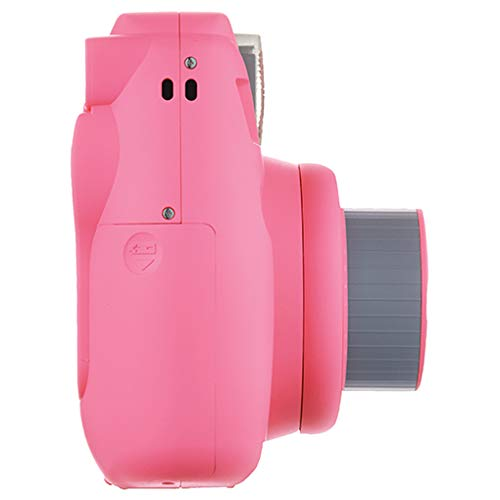 Fujifilm Instax Mini 9 Instant  Camera (Flamingo Pink)