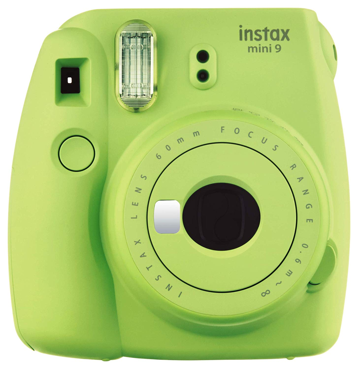 Fujifilm Instax Mini 9 Instant  Camera (Lime Green)