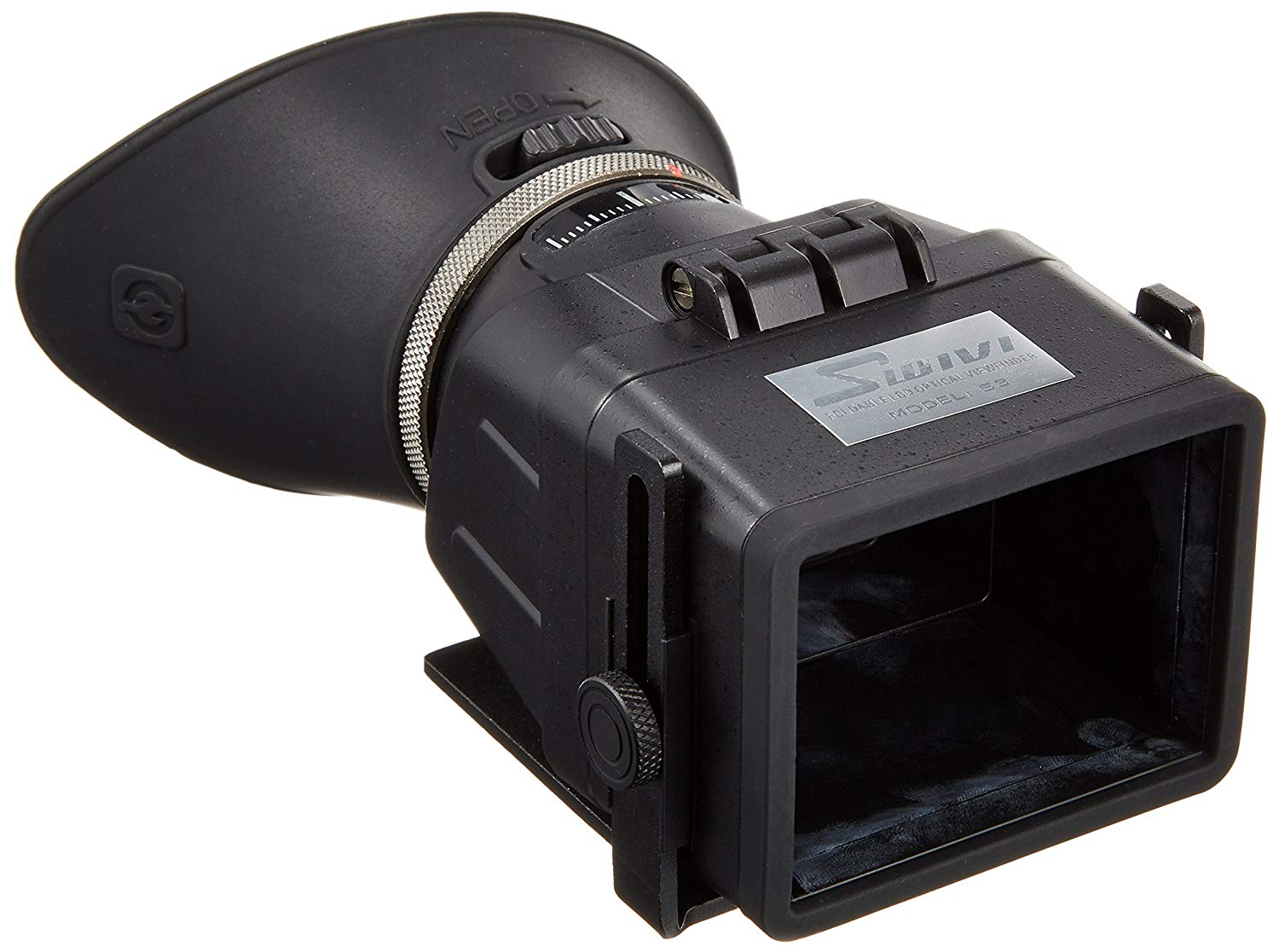GGS Swivi Professional Viewfinder Loupe S3 for Video on DSLR Camera [JU1202]