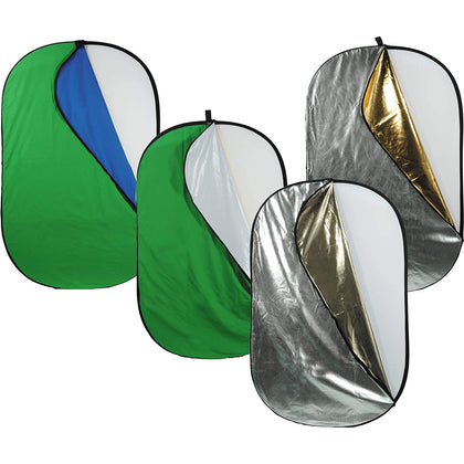 Impact 7-in-1 Rectangular Reflector Disc (42 x 72)